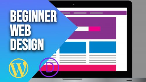 web design course image